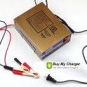 12V/24V 10A Battery Charger