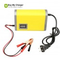 12V 6A Car Battery Charger