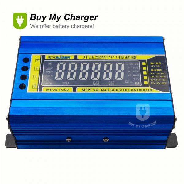 300W MPPT Boost Voltage Controller /& High Power Electric Vehicles Solar Charger