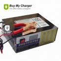 12V/24V 12A Lead Acid Battery Charger Wet/AGM GEL