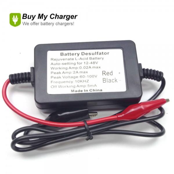 Battery Regenerator for Lead Acid Batteries, Auto Pulse