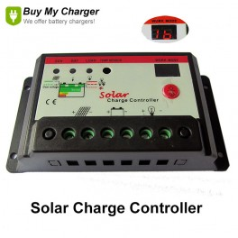 10A Light & Timer Control Solar Charge Controller Solar Regulator