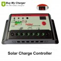 20A Light & Timer Control Solar Charge Controller Solar Regulator